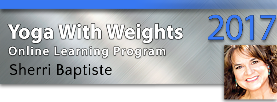 Yoga With Weights Online Training